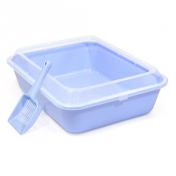 에이스펫 평판 화장실 블루