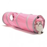네코이찌 캣 터널 핑크