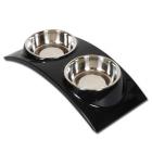 수퍼펫 레인보우 식탁 블랙 S 사진