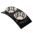 수퍼펫 레인보우 식탁 블랙 M 사진