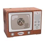 캐티맨 고양이 스크래쳐 하우스 TV