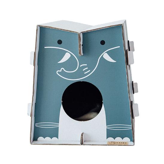 카포 사파리 스크래쳐 하우스 코끼리 사진