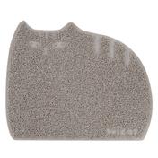 아이캣 뚱냥이 모래매트 아이보리 점보