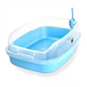 마칼 자이언트캣 평판화장실 블루