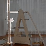 가또블랑코 자작나무 에펠타워 확장형 업그레이드(카펫포함)