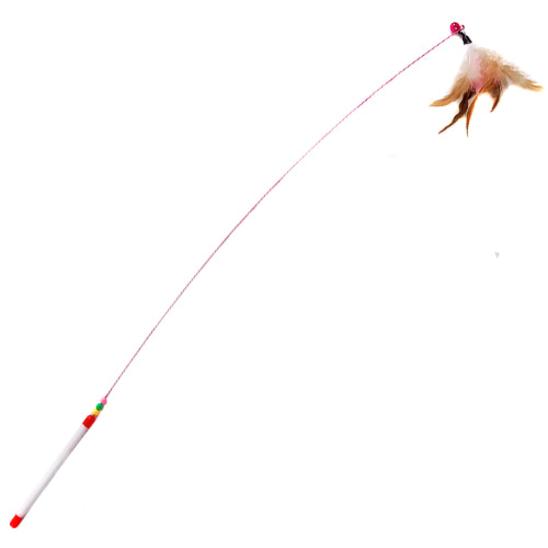 쿠치올로 와이어 낚싯대 깃털 색상랜덤 사진
