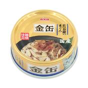 아이시아 금관 참치&가다랑어포 캔 70g