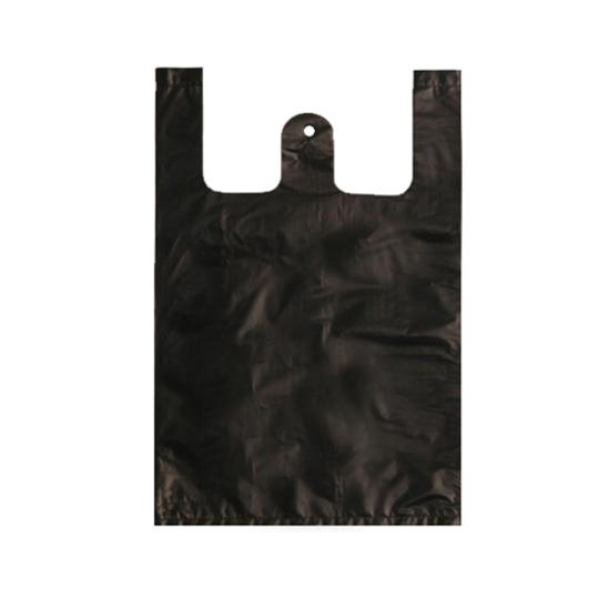 배변 봉투 대 블랙 100매 사진