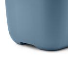 사빅 홉인 고양이 화장실 블루 사진