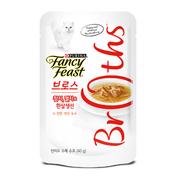 퓨리나 팬시피스트 로얄 브로스 참치, 멸치&흰살생선 진한 육수 파우치 40g