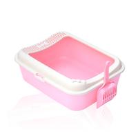 네이처펫 냥냥이 고양이 화장실 키튼용 핑크