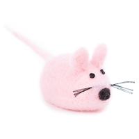 루어캣 양모볼 마우스 1개입 색상랜덤