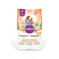 헤일로 인도어 캣 헬시웨이트 치킨&치킨간 4.54kg
