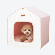 이츠독 코코 프레임 하우스 핑크