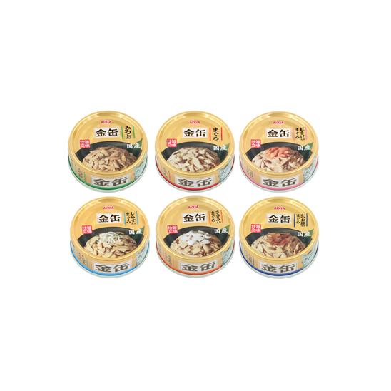 아이시아 금관 캔 6종 콤보 사진