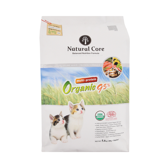 네츄럴코어 캣 유기농 95% 멀티프로틴 5.6kg 사진