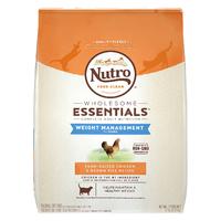 뉴트로 내추럴 초이스 1세이상 체중관리용 닭고기와 현미 6.35kg
