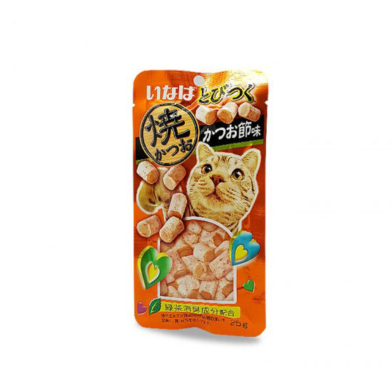 이나바 야끼믹스 닭고기&가다랑어포맛 25g 사진