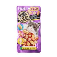 이나바 야끼믹스 가다랑어포&오징어&치킨스프맛 25g