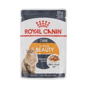 로얄캐닌 고양이 인텐스 뷰티 그레이비 파우치 85g