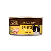 ANF 참치&새우 고양이 캔 95g