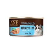 ANF 참치&치킨무스 고양이캔 95g
