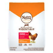 뉴트로 내추럴 초이스 헤어볼 어덜트 닭고기와 현미 6.35kg