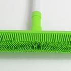 스타클린 실리콘 빗자루 그린 사진