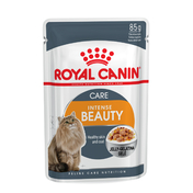 로얄캐닌 고양이 인텐스 뷰티 젤리 파우치 85g