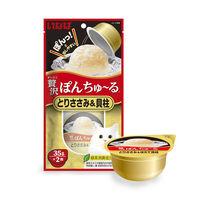 이나바 제이타크 챠오 퐁츄르 닭고기&조개관자 캔 35g x 2개입