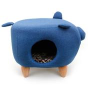펫모닝 블루돼지 하우스 PMC-117139-3