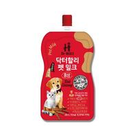 닥터할리 펫밀크 홍삼 200ml - 유통기한 2021.10.16