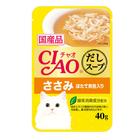 챠오 수프 닭가슴살&가리비맛 파우치 40g 사진