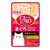 챠오 수프 참치&가리비관자&닭가슴살 파우치 40g