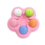 구루구루 장난감 핑크
