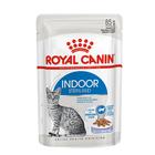 로얄캐닌 고양이 인도어 젤리 파우치 85g 사진