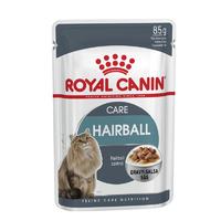 로얄캐닌 고양이 헤어볼케어 그레이비 파우치 85g