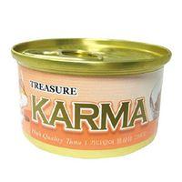 카르마 캣 캔 가다랑어&치킨 80g