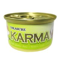 카르마 캣 캔 가다랑어&라이스 80g