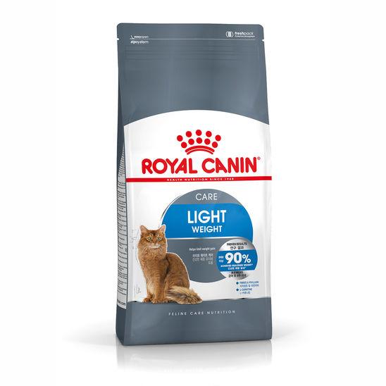 로얄캐닌 고양이 라이트 웨이트 케어 1.5kg 사진