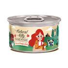내추럴 키티 내추럴 캔 치킨과 파인애플 수프 80g 사진