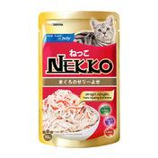 네코 젤리 참치&게맛살 파우치 70g