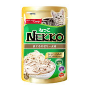 네코 젤리 참치&닭고기 파우치 70g