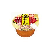 이나바 금빛육수 11세 이상 참치&가다랑어&닭가슴살 캔 70g