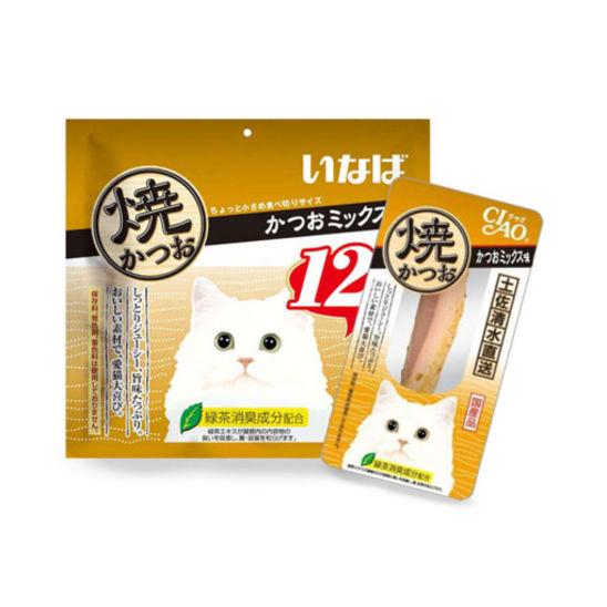 이나바 야끼가츠오 가다랑어 믹스 12개입 사진