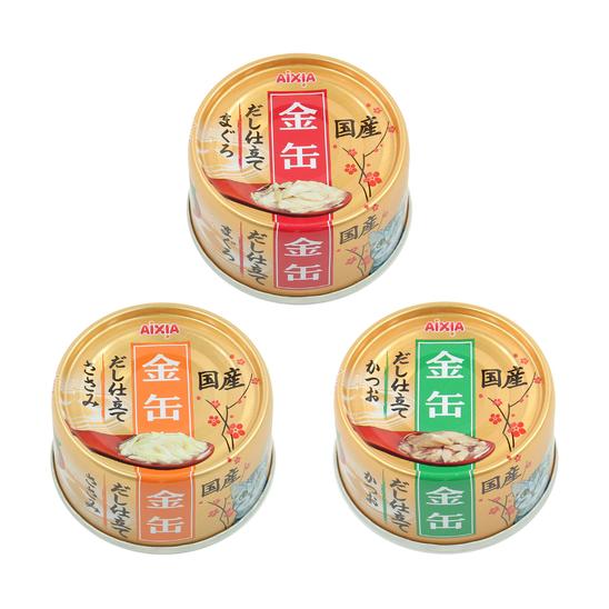 아이시아 금관 진육수 캔 3종 콤보 사진
