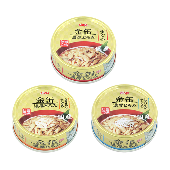 아이시아 금관 농후 캔 3종 콤보 사진